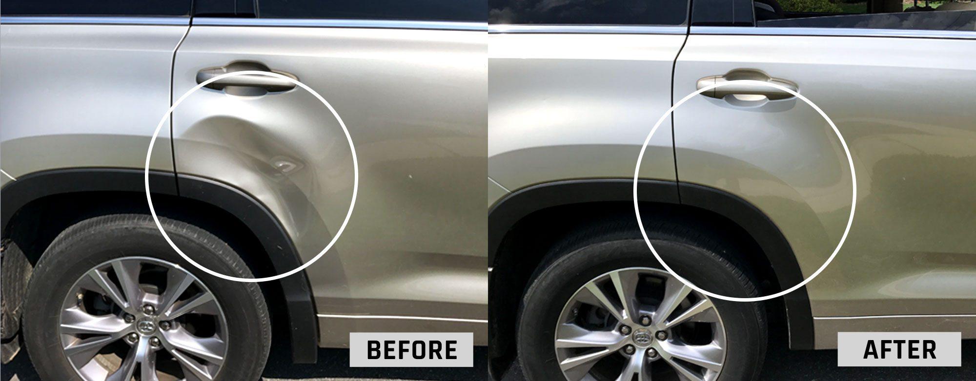 MrCAP DentRemoval™ - Car Dent Repair In Dubai