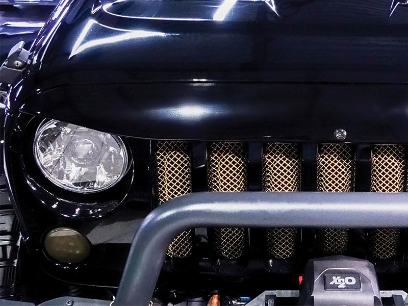 Deoxidizing - Car Surface Protection In Dubai