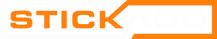 Stickago by MrCAP Logo